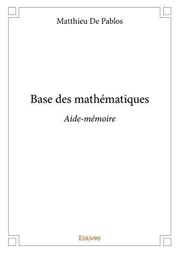 Telecharger Livre Gratuit en Francais pdf: Base des