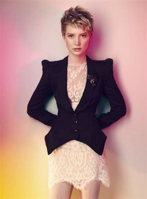 hair and makeup queanbeyan mia wasikowska by georges antoni photography pinterest