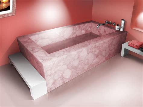 quartz bathtub rose quartz bathtub