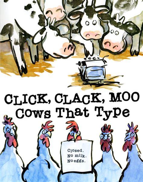 click clack moo i you a click clack book books click clack mooohmygod what i gotten myself into