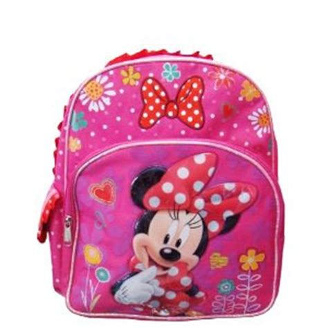 Minnie Mouse Toddler Backpack minnie mouse toddler backpack sports outdoors