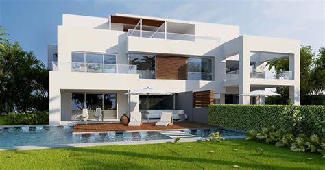 lucky home design for 2016 واجهات فلل مودرن modern villa for architects