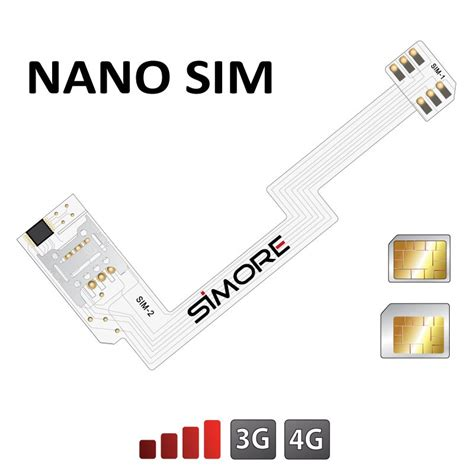 3g sim card into 4g template zx nano sim dual sim card adapter for android nano
