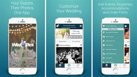 The 10 Best Free Wedding Apps for iOS :: Tech :: Galleries