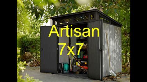 keter artisan     build
