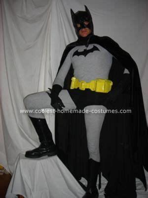 Handmade Batman Costume - 43 best images about batman costume ideas on