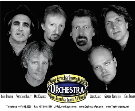 electric light orchestra members the orchestra starring elo former members returning to