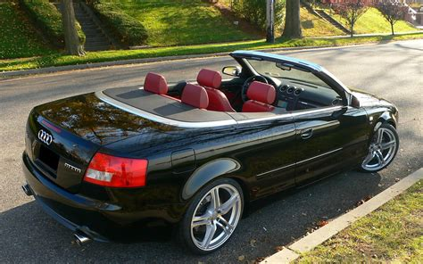 audi s4 cabrio audi s4 cabriolet technical details history photos on