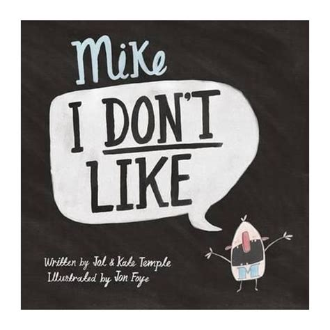 Dont Shop Without This Book by Leo Mike I Don T Like By Jol Kate Temple