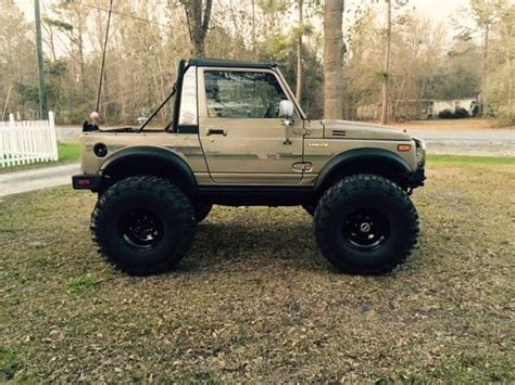 samurai jeep for sale 1987 suzuki samurai custom for sale