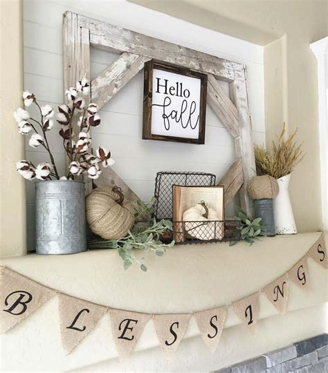 welcome home decorating ideas 50 absolutely gorgeous farmhouse fall decorating ideas