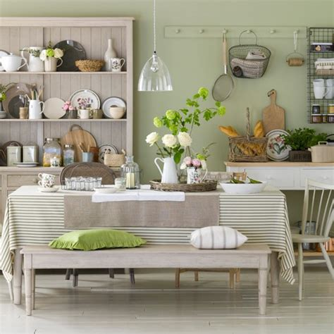 The Botanical Dining Room by Botanical Floral Dining Room Country Decorating Ideas