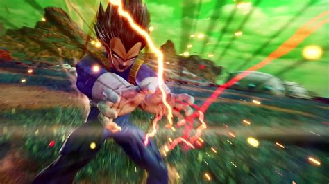 jump force adds  fighters including vegeta