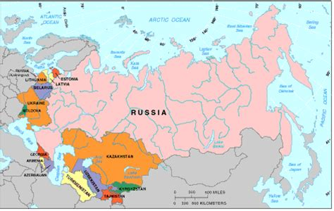 nations of the former ussr map quiz about soviet union map images frompo