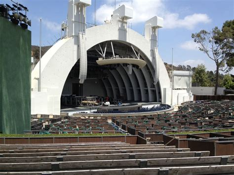 section e section e and the obstructed view hollywood bowl