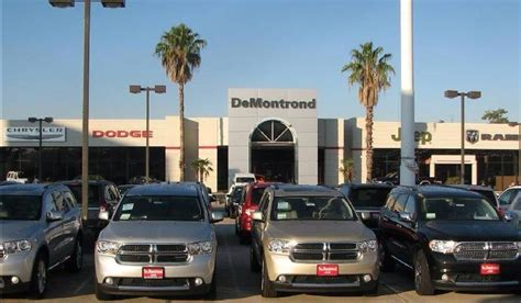 demontrond chrysler dodge jeep ram in conroe tx 281