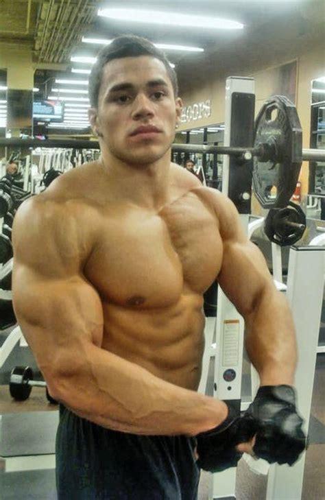 Big 18 Years daily bodybuilding motivation ortiz