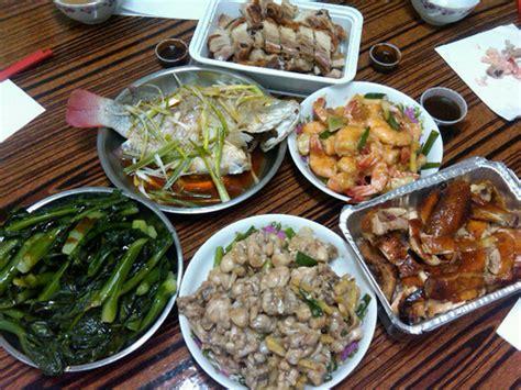 asian dinner typical dinner flickr