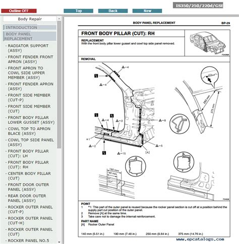 how to download repair manuals 2008 lexus is seat position control lexus is250 220d service manual