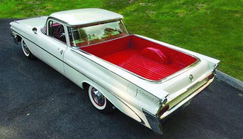 Pontiac El Camino by El 1960 Pontiac El Camino Hemmings Motor News
