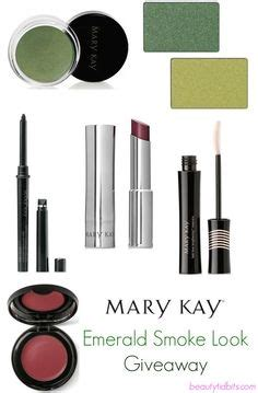 Project Runway Giveaway - get the smoky emerald project runway look with mary kay giveaway