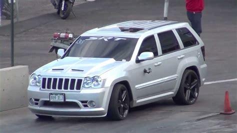 Jeep Vs Corvette jeep grand srt8 vs corvette