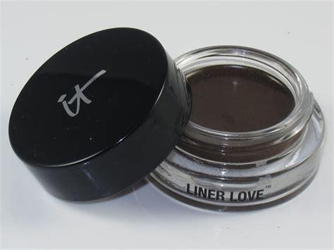 Eyeliner Gel Wardah Waterproof it cosmetics liner waterproof creme gel eyeliner review swatches musings of a muse