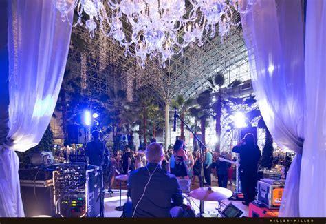 Tim   Morgan's Crystal Gardens Chicago Navy Pier Wedding