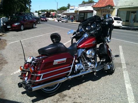Harley Davidson Of Sacramento by Rider 08 Ultra Classic In The Ultra Glide