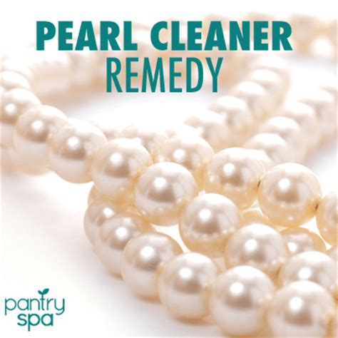 pearl remedy how to moisturize clean pearls at home pantry spa