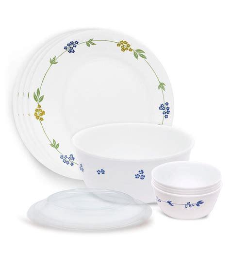 Corelle Secret Garden by Corelle Livingware Secret Garden 10 Pcs Dinner Set Buy
