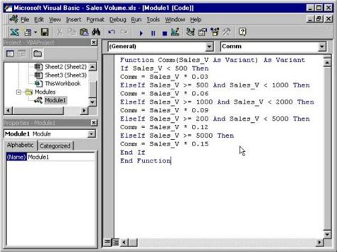 coding visual basic exles introduction to excel vba