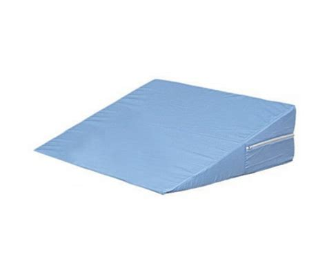 foam wedges for bed 10 x 24 x 24 foam bed wedge blue