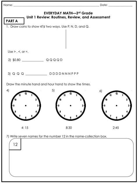 everyday mathematics grade 4 multiplication everyday
