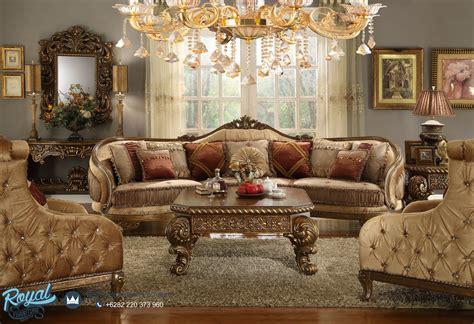 Sofa Ukiran Jepara set sofa tamu mewah ukiran klasik jepara vienna mansion