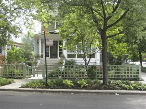front yard fence curb appeal pinterest