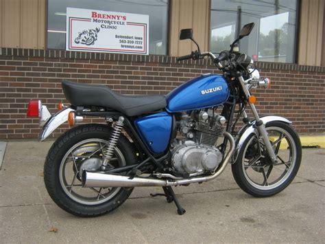 Suzuki Gs450l by Suzuki Gs 450 Motorcycles For Sale