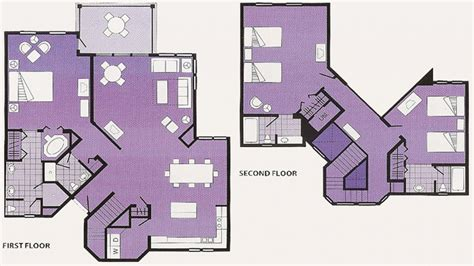disney old key west 2 bedroom villa floor plan 2 bedroom villa disney old key west 2 bedroom villa