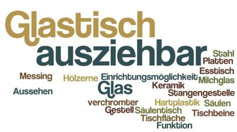 Glastisch Für Esszimmer by Glastisch Vorteile Bestseller Shop F 252 R M 246 Bel Und