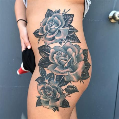 sexy hip tattoos 105 best hip designs meanings for 2018