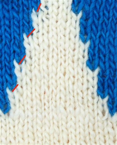 knitting intarsia tutorial 1000 images about knitting strands floats on