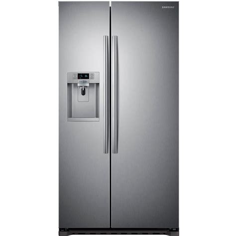 frigidaire gallery 25 57 cu ft side by side refrigerator