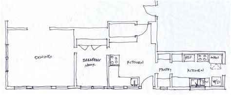 plan sketch garbee architecture pllc 187 existing plan sketch