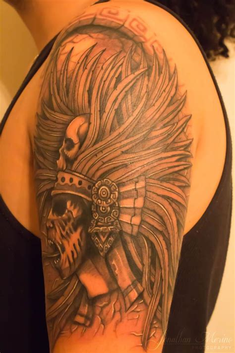 aztec god tattoos the gallery for gt quetzalcoatl designs