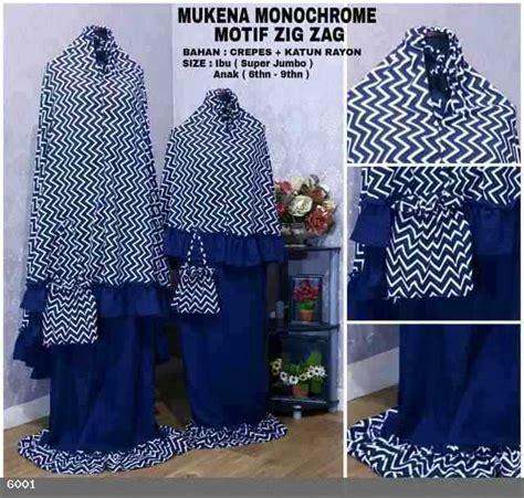 Mukena Monochrome Anak Hits ayuatariolshop distributor supplier gamis tangan pertama onlineshop baju hijabers mukena