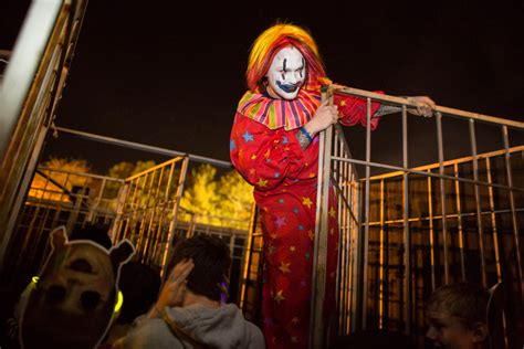 Abington Haunted House by Five Haunted Boston Attractions Cus