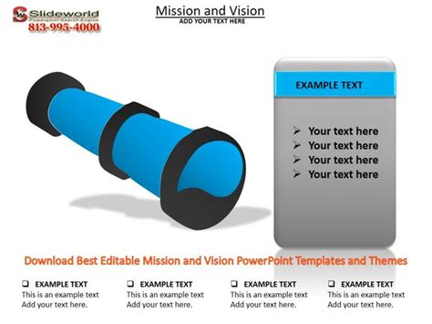 37 Best Images About Technology Powerpoint Presentation On Vision Ppt Template
