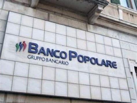 sedi banco popolare banca popolare chiudono 26 filiali in sicilia giornale
