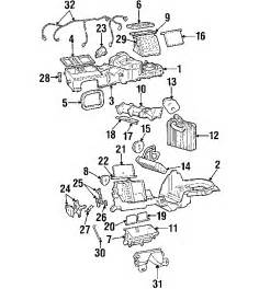 heater hoses diagram 2001 jeep grand heater