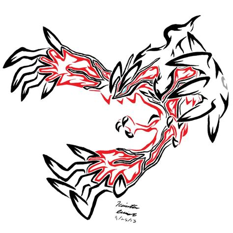 tribal tattoo pokemon 27 legendary designs
